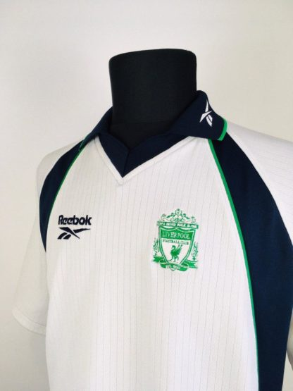 LIVERPOOL 1999/2000 LEISURE POLO
