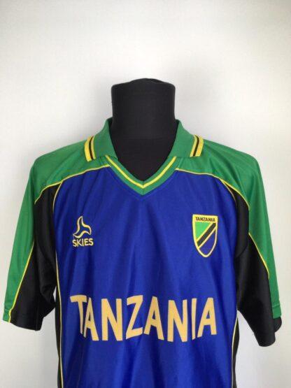 TANZANIA 2003/2006 HOME SHIRT