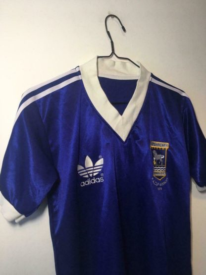 IPSWICH TOWN 1978/1981 HOME SHIRT [RE-ISSUE]