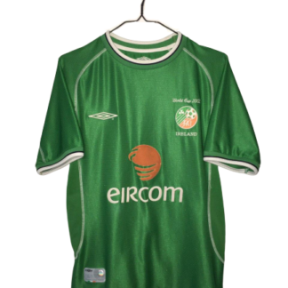 IRELAND 2002 WORLD CUP SHIRT