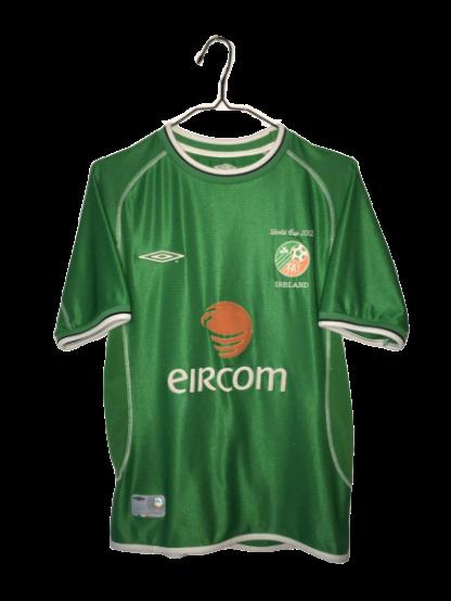 IRELAND 2002 WORLD CUP SHIRT
