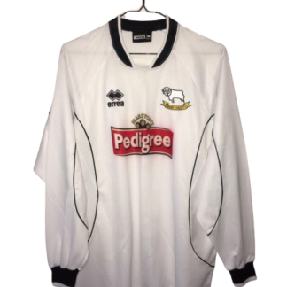 DERBY COUNTY 2003/2005 AWAY SHIRT [L/S]