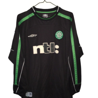 CELTIC 2002/2003 GK SHIRT [L/S]
