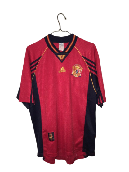 SPAIN 1998/1999 HOME SHIRT [L]