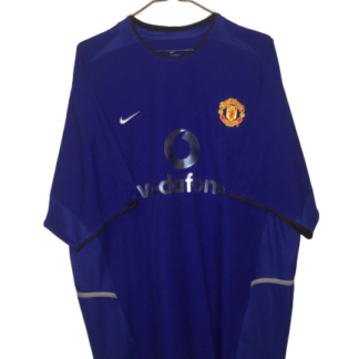MANCHESTER UNITED 2002/2003 THIRD SHIRT