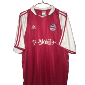 BAYERN MUNICH 2003/2004 HOME SHIRT