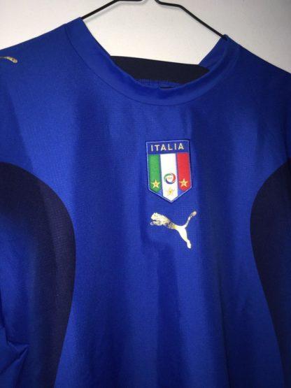 ITALY 2006/2007 HOME SHIRT