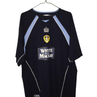 LEEDS UNITED 2005/2006 AWAY SHIRT