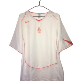 NETHERLANDS 2004/2006 AWAY SHIRT