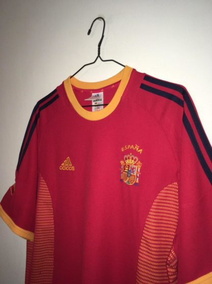 SPAIN 2002/2004 HOME SHIRT