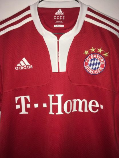 BAYERN MUNICH 2009/2010 HOME SHIRT
