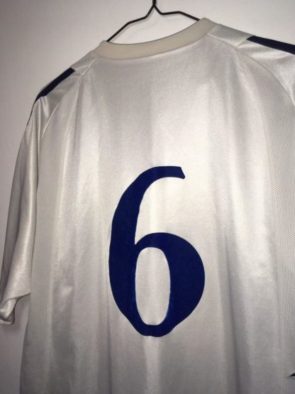 DYNAMO KYIV 2003/2004 HOME SHIRT #6 [MATCH WORN]