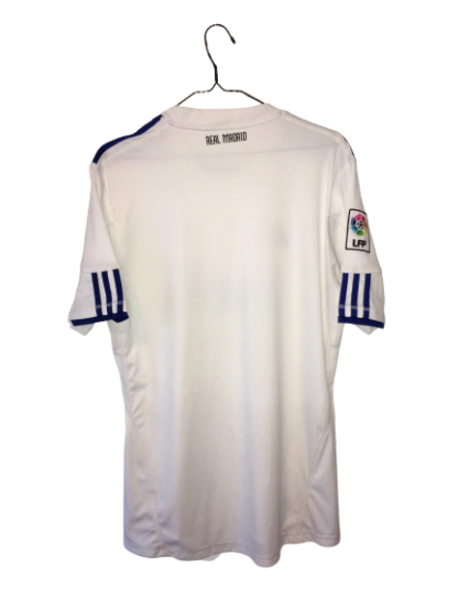 REAL MADRID 2010/2011 HOME SHIRT