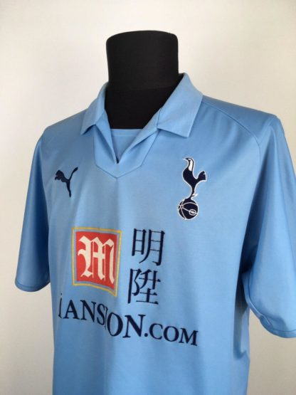 TOTTENHAM 2008/2009 AWAY SHIRT