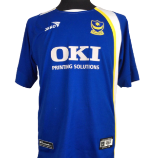 PORTSMOUTH 2005/2006 HOME SHIRT