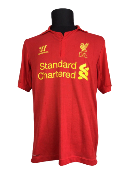 LIVERPOOL 2012/2013 HOME SHIRT [M]