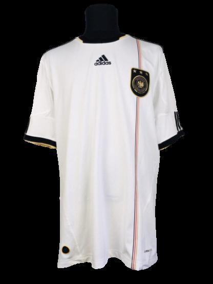 GERMANY 2010/2012 HOME SHIRT [XL]