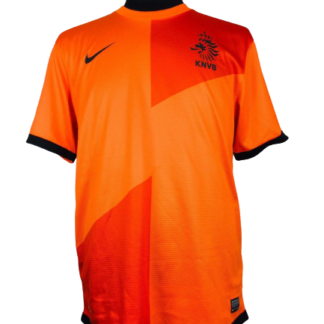 NETHERLANDS 2012/2013 HOME SHIRT