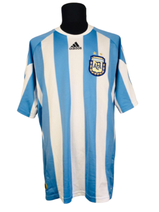 ARGENTINA 2010/2011 HOME SHIRT [XL]