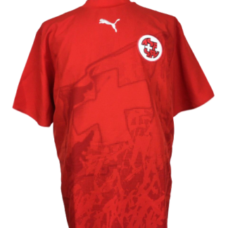 SWITZERLAND 2006/2008 HOME SHIRT [M]