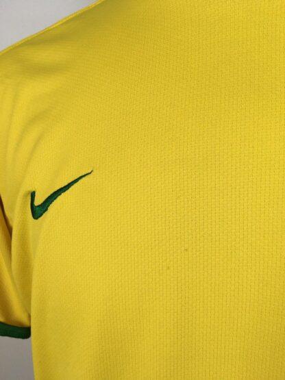 BRAZIL 2006/2008 HOME SHIRT [M]