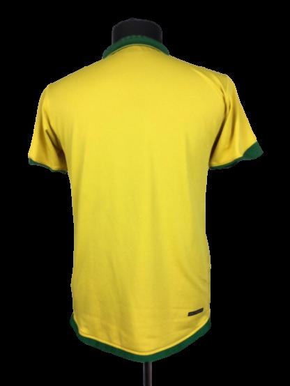 BRAZIL 2006/2008 HOME SHIRT [S]
