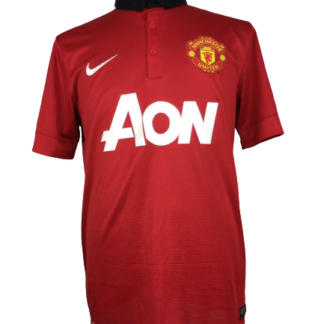 MANCHESTER UNITED 2013/2014 HOME SHIRT [M]