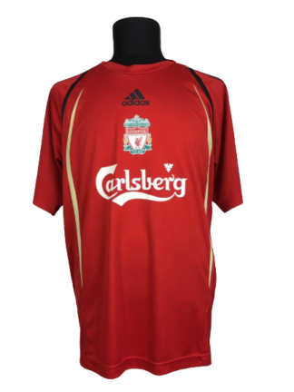LIVERPOOL 2006/2007 TRAINING SHIRT