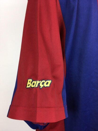 BARCELONA 1998/1999 HOME SHIRT
