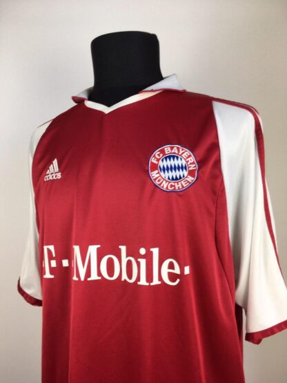 BAYERN MUNICH 2003/2004 HOME SHIRT [XL]