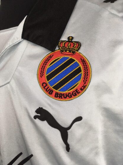 CLUB BRUGGE 2008/2009 AWAY SHIRT