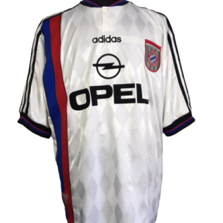 BAYERN MUNICH 1995/1997 AWAY SHIRT