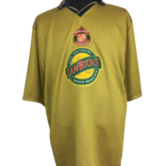SUNDERLAND 1997/1999 AWAY SHIRT