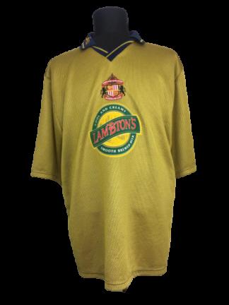 SUNDERLAND 1997/1999 AWAY SHIRT