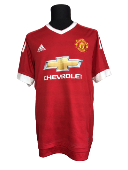 MANCHESTER UNITED 2015/2016 HOME SHIRT