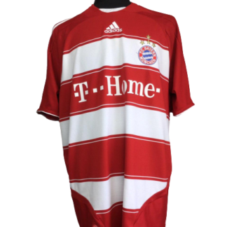 BAYERN MUNICH 2008/2009 HOME SHIRT