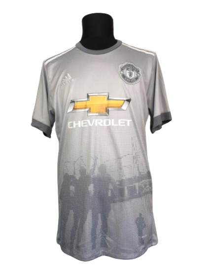 MANCHESTER UNITED 2017/2018 THIRD SHIRT