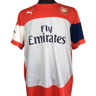 ARSENAL 2014/2015 TRAINING SHIRT
