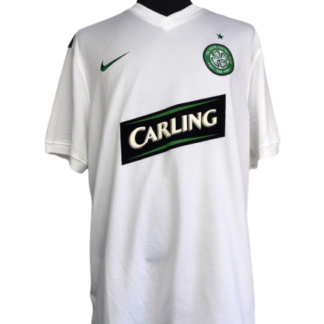 CELTIC 2009/2010 EUROPEAN SHIRT