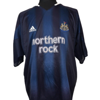 NEWCASTLE UNITED 2004/2005 AWAY SHIRT