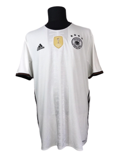 GERMANY 2015/2016 HOME SHIRT