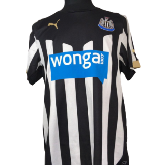 NEWCASTLE UNITED 2014/2015 HOME SHIRT
