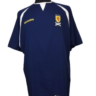 SCOTLAND 2003/2005 HOME SHIRT