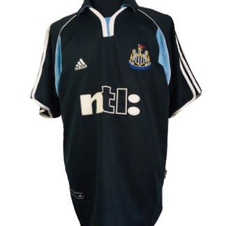 NEWCASTLE UNITED 2000/2001 AWAY SHIRT
