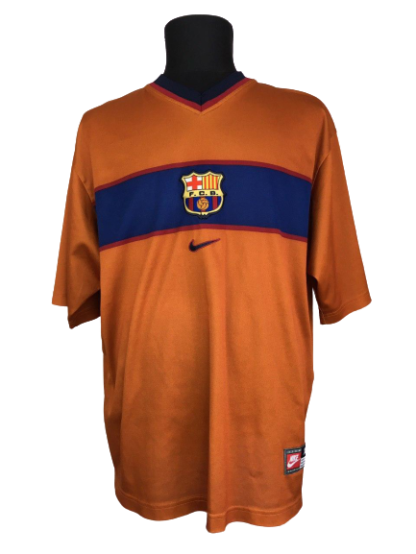 BARCELONA 1998/1999 BASIC THRID SHIRT