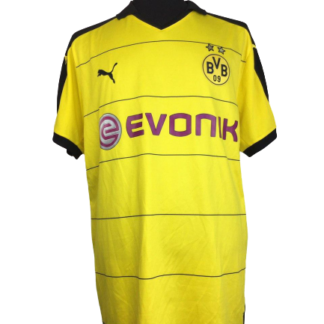 BORUSSIA DORTMUND 2015/2016 HOME SHIRT [XL]