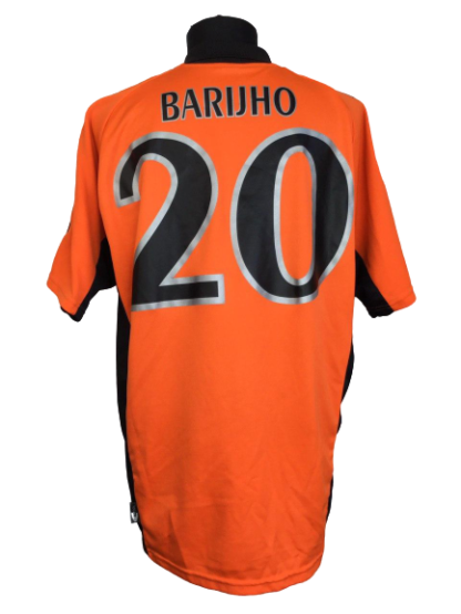 GRASSHOPPERS 2002/2003 AWAY SHIRT #20 BARIJHO