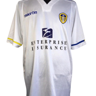 LEEDS UNITED 2011/2012 HOME SHIRT