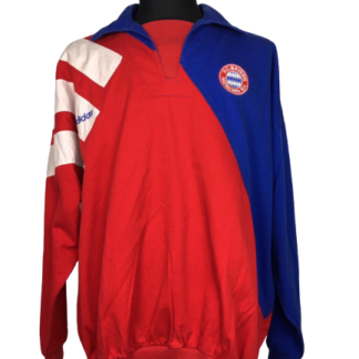 BAYERN MUNICH 1993/1995 DRILL TOP