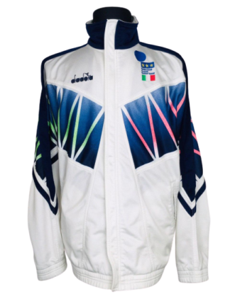 ITALY 1994 WORLD CUP TRAINING JACKET